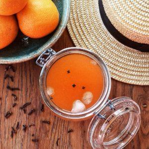 Recette : rooibos glacé oranges & clous de girofle