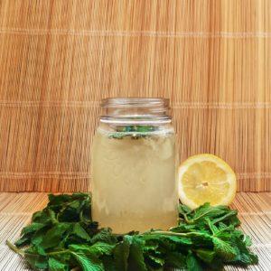 Recette : limonade au gingembre
