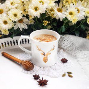 Recette : chaï latte aux épices