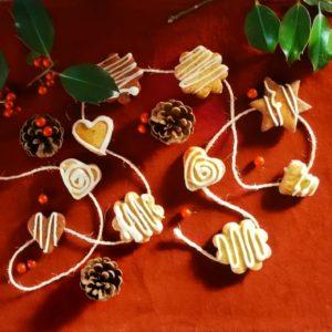 Recette : gingerbread (biscuits de Noël)